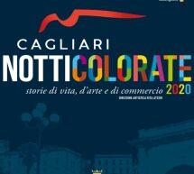 """NOTTI COLORATE """"CULTURALI"""" – CAGLIARI – FINO AL 9 SETTEMBRE 2020"""