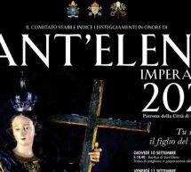 FESTA DI SANT'ELENA – QUARTU SANT'ELENA – 10-16 SETTEMBRE 2020