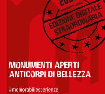 MONUMENTI APERTI 2020 EDIZIONE DIGITALE – 5-6 DICEMBRE 2020