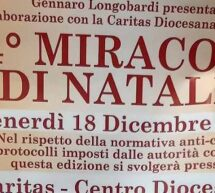 24° MIRACOLO DI NATALE – VENERDI 18 DICEMBRE 2020