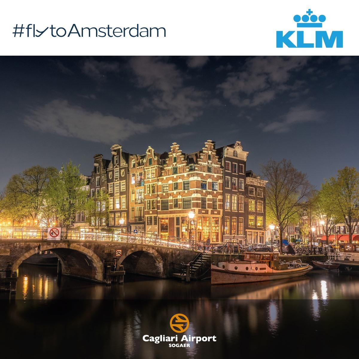 KLM AMSTERDAM