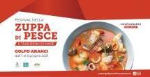 FESTIVAL DELLA ZUPPA DI PESCE – GOLFO ARANCI – 1-6 GIUGNO 2021