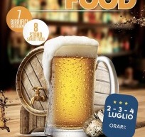 BEER & FOOD – PARCO MONTE CLARO – CAGLIARI – 2-3-4 LUGLIO 2021