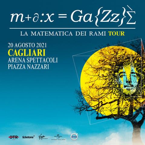 MAX GAZZE CAGLIARI