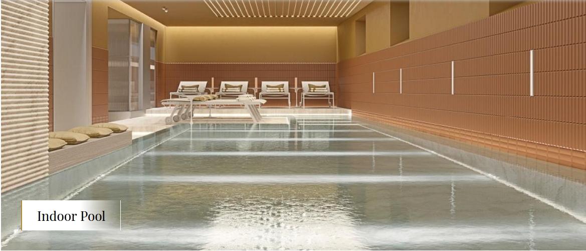 palazzo tiso piscina