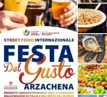FESTA DEL GUSTO – ARZACHENA – 8-11 LUGLIO 2021