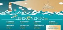 LIBEREVENTO – 8 LUGLIO – 21 AGOSTO 2021