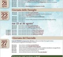 FESTA DI SANT'IGNAZIO – LACONI – 29 AGOSTO- 1 SETTEMBRE 2021