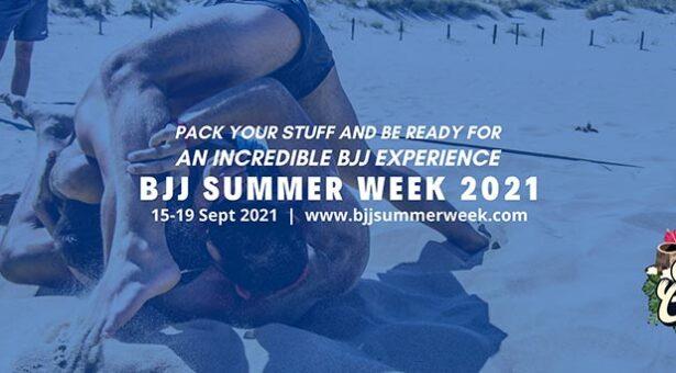 BRAZILIAN JIU JITSU SUMMER FESTIVAL – CAGLIARI – 15-19 SETTEMBRE 2021