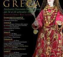 FESTA DI SANTA GRECA – DECIMOMANNU- 24- 28 SETTEMBRE 2021
