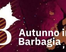 CALENDARIO COMPLETO DI AUTUNNO IN BARBAGIA 2021