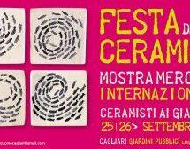 FESTA DELLA CERAMICA – CAGLIARI – 25-26 SETTEMBRE 2021