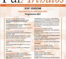 PULARCHIOS – PULA – 8-26 SETTEMBRE 2021