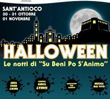 HALLOWEEN – LE NOTTI DE SU BENI PO' S'ANIMA – SANT'ANTIOCO- 30 OTTOBRE- 1 NOVEMBRE 2021