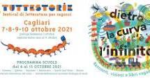 16° FESTIVAL TUTTESTORIE – CAGLIARI – 7-10 OTTOBRE 2021